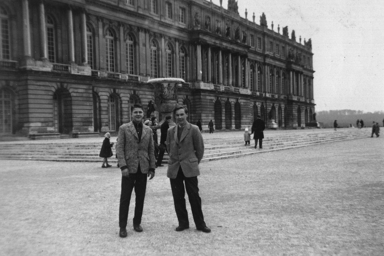 Paris 1958 Tom in Paris 1958